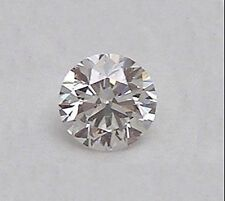 .11ct Loose Natural Brilliant Round Diamond Melee Parcel Si2 F Color 3.1mm Obo