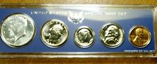 1966 SMS WITH 40% SILVER KENNEDY U.S. MINT PACKAGING - SPECIAL MINT SET