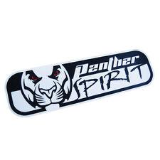 Panther Spirit Set up tuning JDM stickers decals racing car drift emblems rc wd
