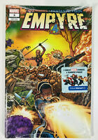 Empyre #3 Walmart Variant Exclusive Marvel Comics 3-Pack Sealed NM Ron Lim