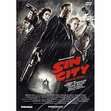 Sin City. DVD. ( Castellano-ingles. )