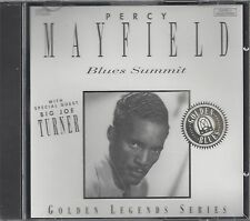 "MAYFIELD, PERCY  ""Blues Summit""  NEW BLUES-R&B CD  GOLDEN LEGENDS SERIES"