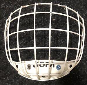 Vintage Jofa 51-275 270 Hockey Bubble Helmet Goalie Cage