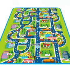 Soft Childrens Bedroom Games Carpets Kids Playroom Floor Mats Baby Playing Rug