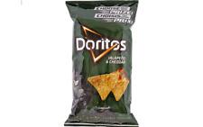 DORITOS Tortilla Chips, Jalapeno & Cheddar 255g FRESH CANADIAN