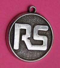 Vintage F. Fattorini & Son silver pendant/watch fob/medal 1975.