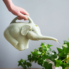 Elephant Watering Can 2 quart 1/2 gallon Home Patio Patio jardin jardin extérieu