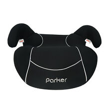 Parker Black Baby Child Kid Toddler Booster Seat Group2/3 Age5-12 Safety Cushion