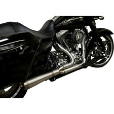 Trask Assault Straight 2 Into 1 Full System Exhaust Harley Milwaukee 8 FL 17-Up
