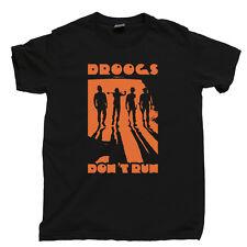 A CLOCKWORK ORANGE T Shirt Stanley Kubrick Ultraviolence Droogs Don't Run Tee