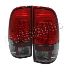 Ford F150 Styleside 97-03 F250 350 450 550 Super Duty 99-07 LED Tail Lights R SM