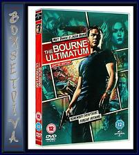 THE BOURNE ULTIMATUM - LIMITED EDITION **BRAND NEW DVD**