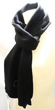 Sciarpa donna scarf woman CK CALVIN KLEIN JEANS articolo CWS294 colore 999 NERO