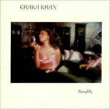 Naughty by Chaka Khan (CD, Warner Elektra Atlantic Corp.) Japanese Import OOP