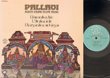 PALLAVI South Indian Flute Music LP 1973 L SHANKAR T VISWANATHAN  T RANGANATHAN