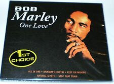 BOB MARLEY  ONE LOVE - ALL IN ONE  RAINBOW COUNTRY  NATURAL MYSTIC...