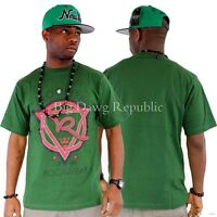 Rocawear, Men's Designer Cotton T-Shirts, All Seen, Is Time Money, Hip Hop Star