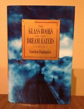 The Glass Books Dream Eaters-Gordon Dahlquist-SIGNED-First Edition/1st Printing
