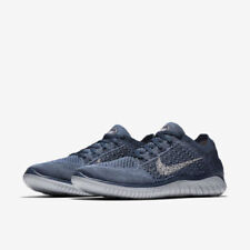 12af44953a563e Nike Flyknit Athletic Shoes Blue Nike for Women