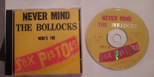 Sex Pistols - Never Mind The Bollocks Here's The (1986)