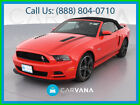 2013 Ford Mustang GT Convertible 2D Hill Start Assist Control Power Seat Power Soft Top AdvanceTrac Side Air Bags