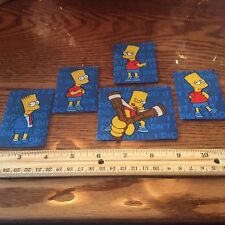 Bart Simpson Fabric Iron On Appliques