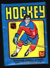 1979 topps hockey wax pack