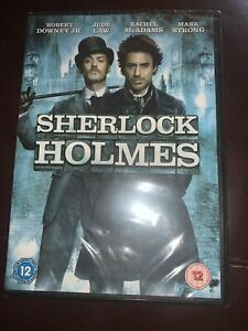 Sherlock Holmes (DVD, 2010) - New And Sealed