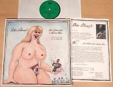 Peter Schraß - Mei Schätzel hot e kläänes Haus  (1988 / Pfälzer Folk / LP m-)