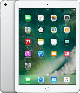 Apple IPAD 5 32GB Compressa 9,7 Pollici Wi-Fi Argento 5 Generation 2017 A1822 (