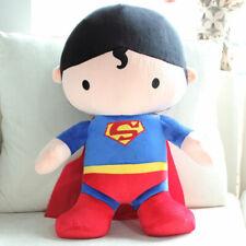 50cm Superman Big Giant Large Stuffed Soft Plush Toy Doll Pillow Cushion Gift