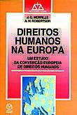 Direitos Humanos na Europa. NUEVO. Nacional URGENTE/Internac. económico. DERECHO
