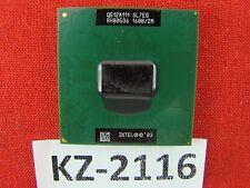 CPU Intel sl7eg rh80536 Acer Extensa 3000 ordinateur portable 10071110-14144 #kz-2116