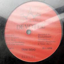 TRINI DEVO private press SEALED SOCA sexual mix on DEVOTEE Label #357