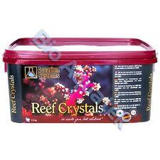 7.5KG Reef Crystals Aquarium Systems Sea Salt Bucket Tub Marine Fish Tank Coral