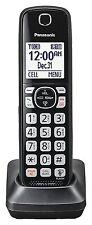 Panasonic KX-TGFA51B Dect 6.0 Digital Additional Cordless Handset for KX-TGF575S