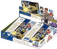 TAKARA TOMY Inazuma Eleven: Eleven License Vol.3 BOX