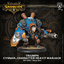 Warmachine: Cygnar Triumph Character Heavy Warjack (Upgrade Kit) PIP 31083 NEW