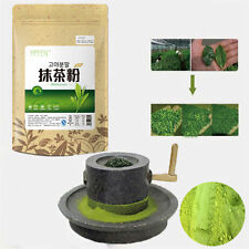 100G Matcha Powder Green Tea Pure Organic Certified Natural Premium Loose TB