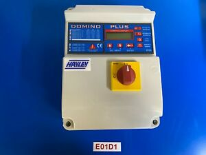 Domino Plus T15 3~50/60HZ 400V Electronic Control Panel For Use With Single Pump