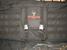 RIFLECASE BLACK 46 INCH SAFARILAND NEW