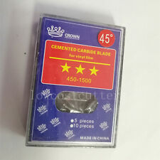 5pcs 45 Degree Graphtec Blades For Blade Holder Cutter Plotter