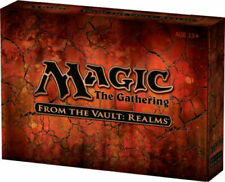 From the Vault Realms Box Set SEALED Magic MTG