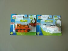 Thomas And Friends Nia & Harold Helicopter Metal Engines Brand New Fisher Price