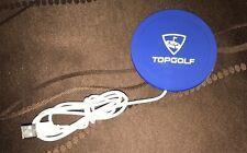 TopGolf Silicone USB Cup Warmer Coaster Coffee Mug Heating Pad Electric Heating