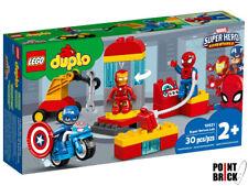 LEGO 10921 DUPLO MARVEL Il laboratorio dei supereroi