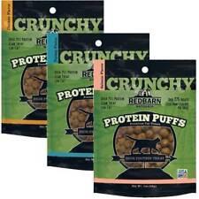 Protein Puff Healthy Cat Treat Snacks Choose Chicken Salmon or Turkey Flavor