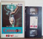 VHS FILM Ita Horror CRIMSON paul nash mitel home video ex nolo no dvd(VH32)