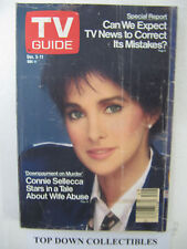 TV Guide  Dec. 5-11  1987   Hollywood Rich Kids Parties