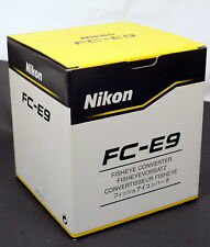 Nikon FC-E9 Fisheye Converter Lens for Coolpix 5400, 5700, 8400, 8700 & 8800